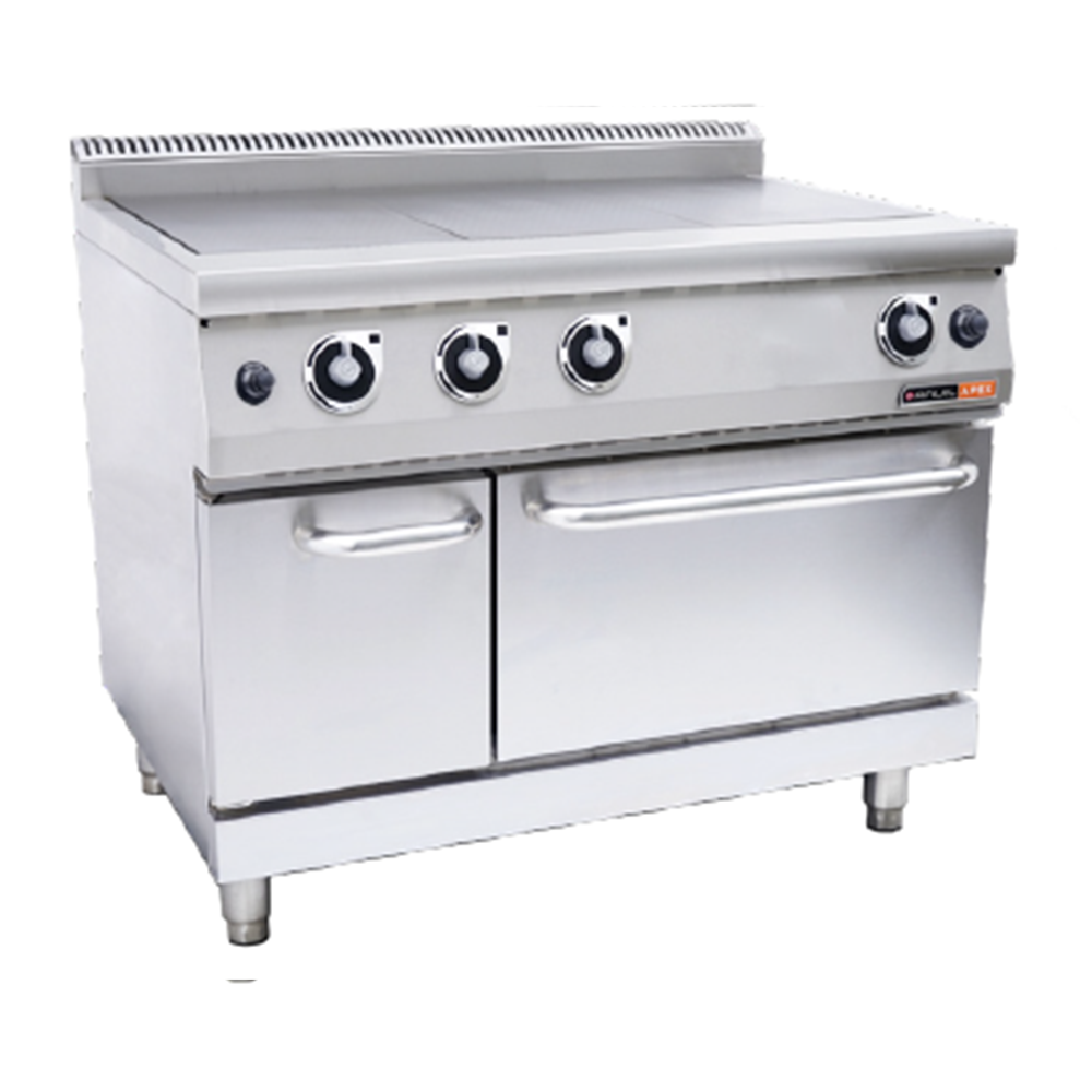 GAS SOLID TOP STOVE – With gas oven