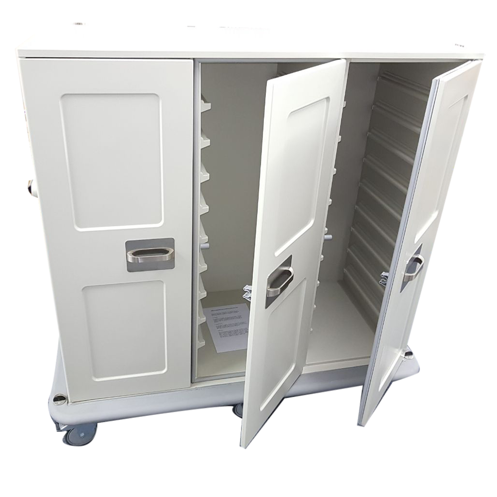 Food Distribution Cart