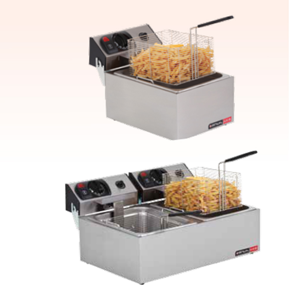 FISH FRYER – ELECTRIC